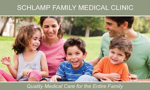SCHLAMP FAMILY MEDICAL CLINIC - DR. KEVIN SCHLAMP