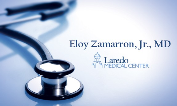 ELOY ZAMARRON, MD