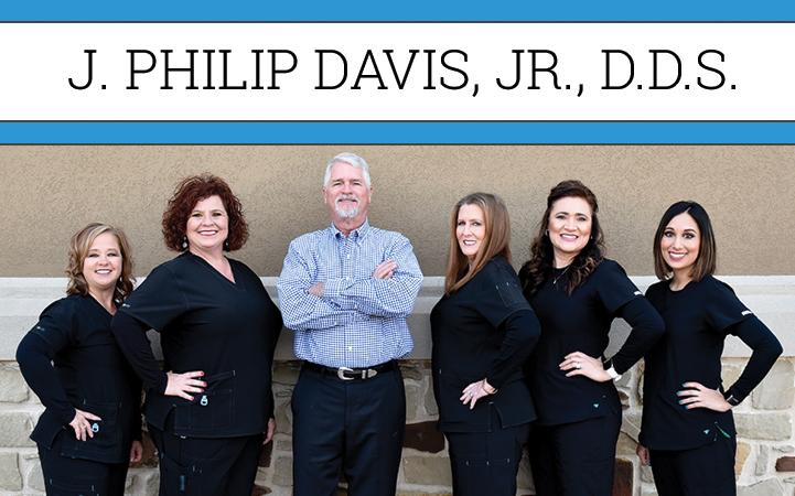 J. PHILIP DAVIS, JR., D.D.S.