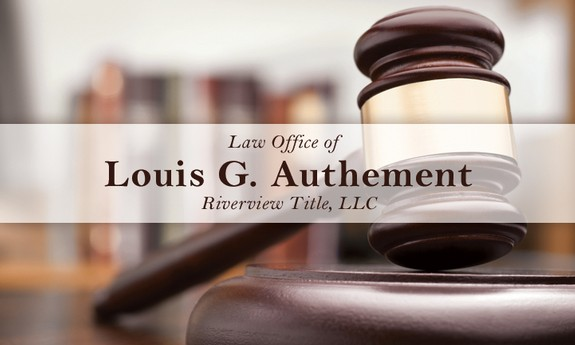 LOUIS G. AUTHEMENT
