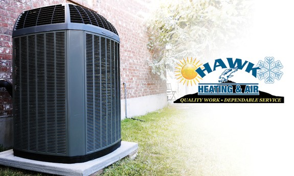 HAWK HEATING & AIR CONDITIONING