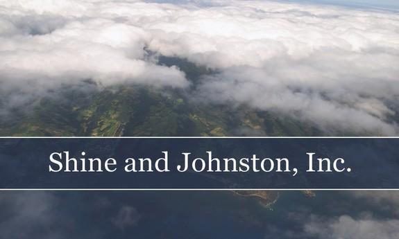 SHINE AND JOHNSTON SURVEYING