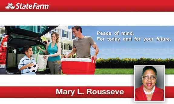 MARY L. ROUSSEVE INSURANCE