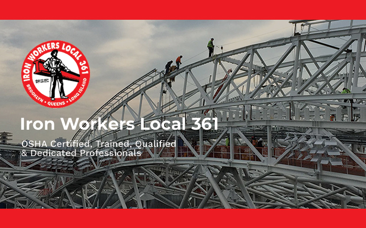 IRON WORKERS LOCAL 361 - Local LABOR ORGANIZATIONS in Ozone Park, NY