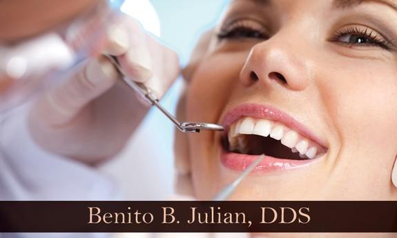 BENITO B. JULIAN, DDS