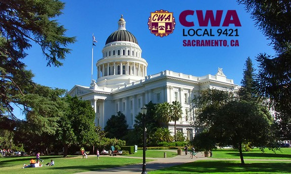COMMUNICATIONS WORKERS OF AMERICA - LOCAL 9421