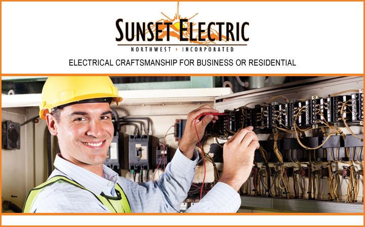 SUNSET ELECTRIC NORTHWEST, INC.