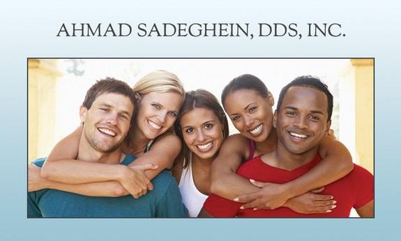 AHMAD SADEGHEIN DDS INC
