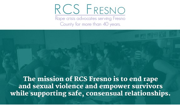 RAPE COUNSELING SERVICE OF FRESNO