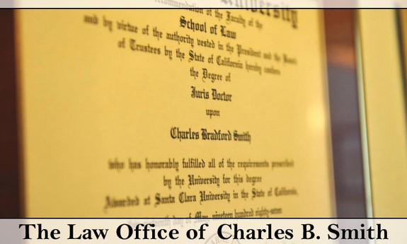 CHARLES B. SMITH, ATTORNEY AT LAW