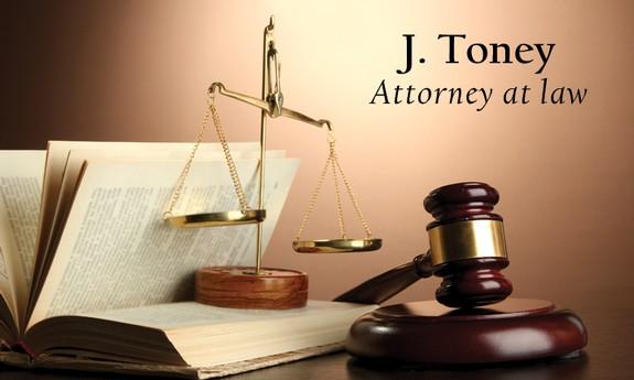 J. TONEY