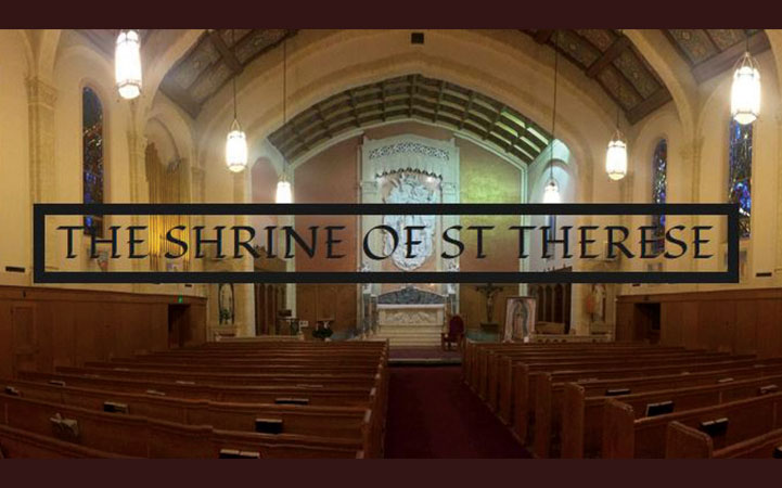 THE SHRINE OF ST. THERESE CATHOLIC CHURCH