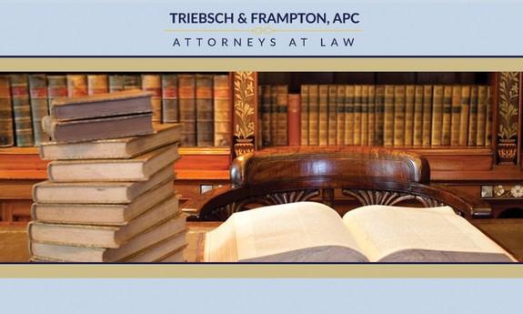 TRIEBSCH & FRAMPTON, APC
