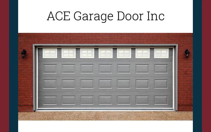 ACE GARAGE DOOR INC