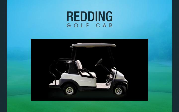 REDDING GOLF CAR