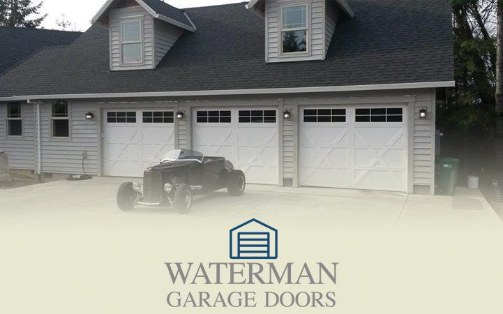 WATERMAN GARAGE DOORS