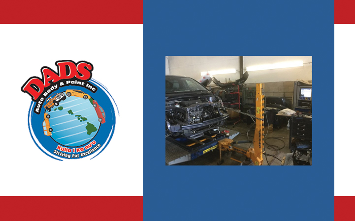 DADS AUTOBODY & PAINT INC