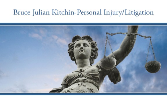 BRUCE JULIAN KITCHIN LAW OFFICE