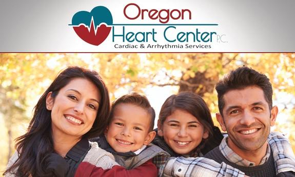 OREGON HEART CENTER, PC