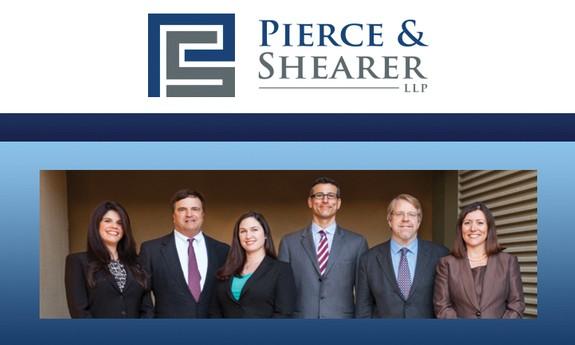 PIERCE & SHEARER, LLP