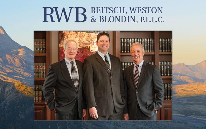 REITSCH, WESTON & BLONDIN, PLLC