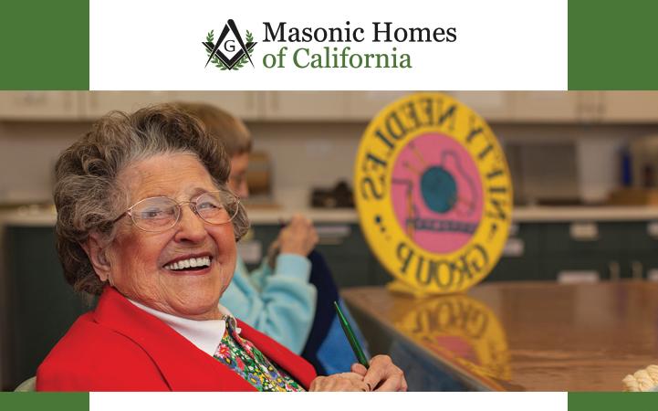 MASONIC HOMES OF CALIFORNIA
