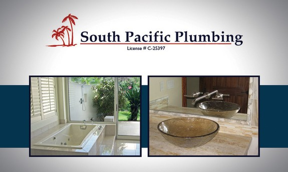 SOUTH PACIFIC PLUMBING LLC