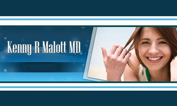 KENNY R. MALOTT, MD