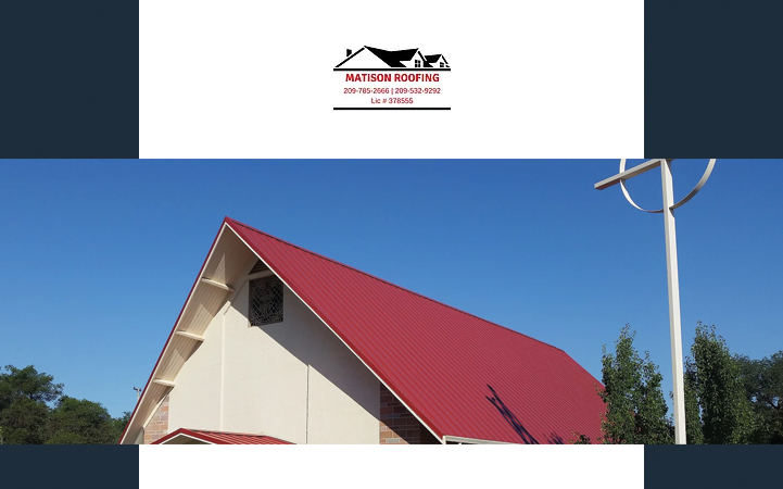 MATISON ROOFING CO.