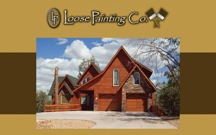 LOOSE PAINTING CO