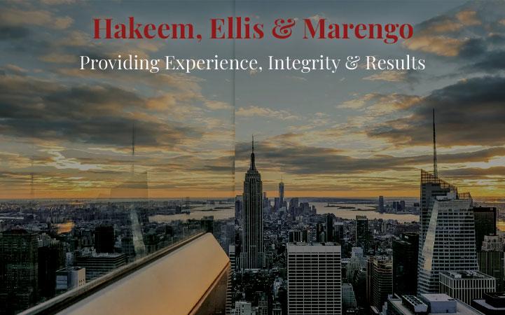 HAKEEM ELLIS AND MARENGO
