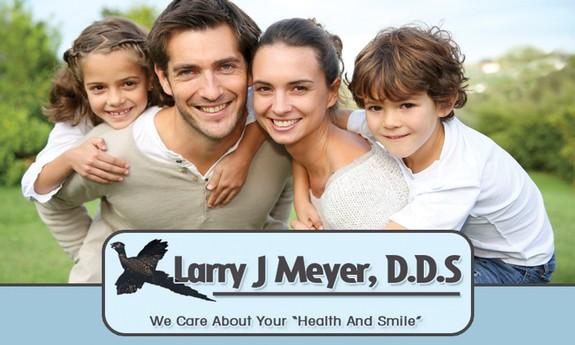 LARRY J. MEYER, DDS