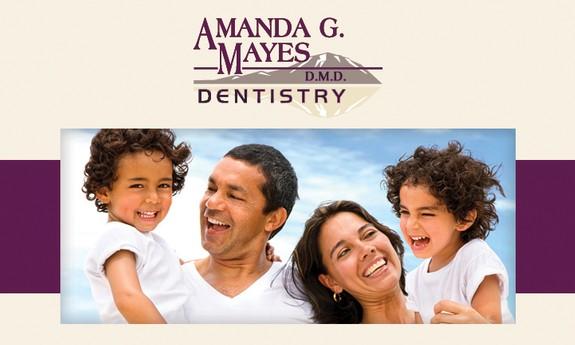 AMANDA G. MAYES, DMD DENTISTRY