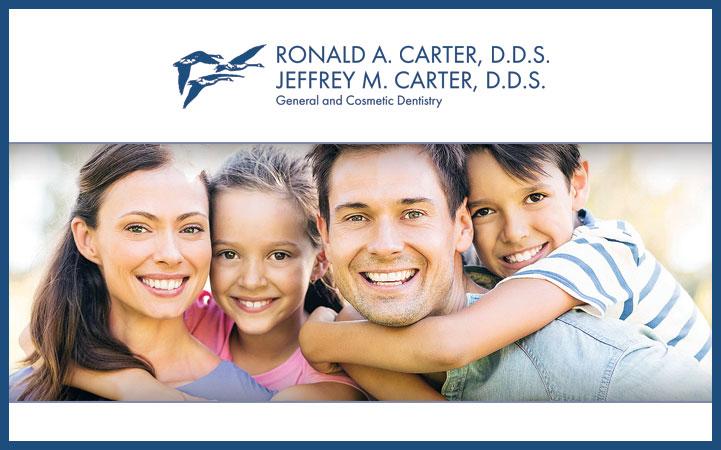 RONALD A. CARTER, DDS AND JEFFREY M. CARTER, DDS