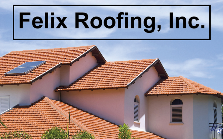 FELIX ROOFING INC