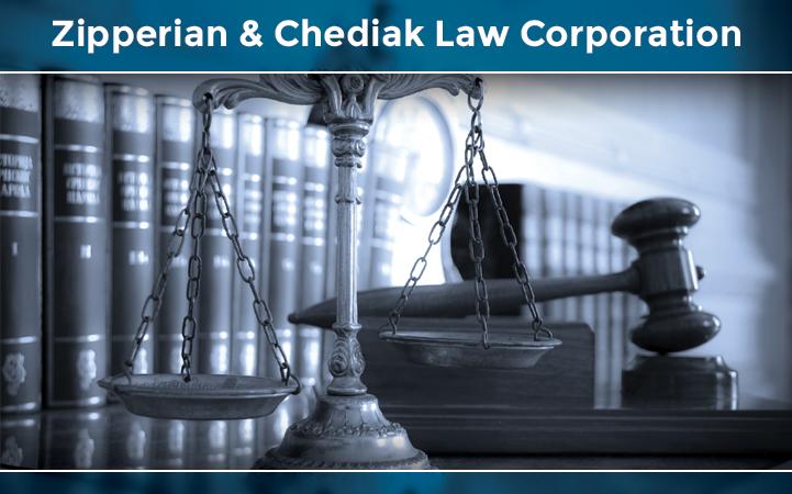 ZIPPERIAN & CHEDIAK LAW CORP