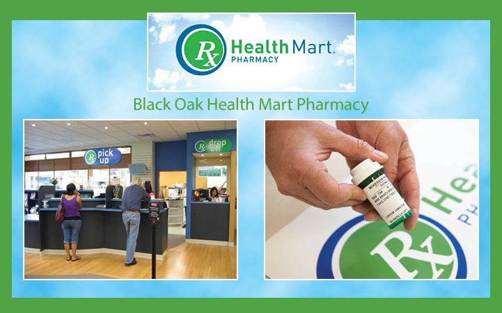 BLACK OAK HEALTH MART PHARMACY