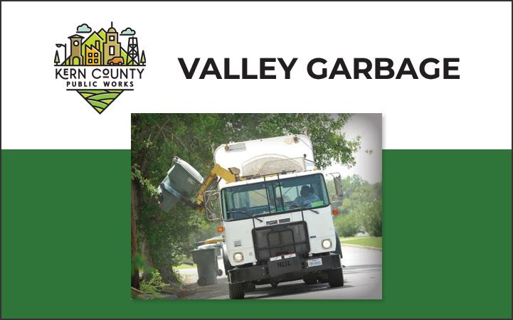 VALLEY GARBAGE SERVICE