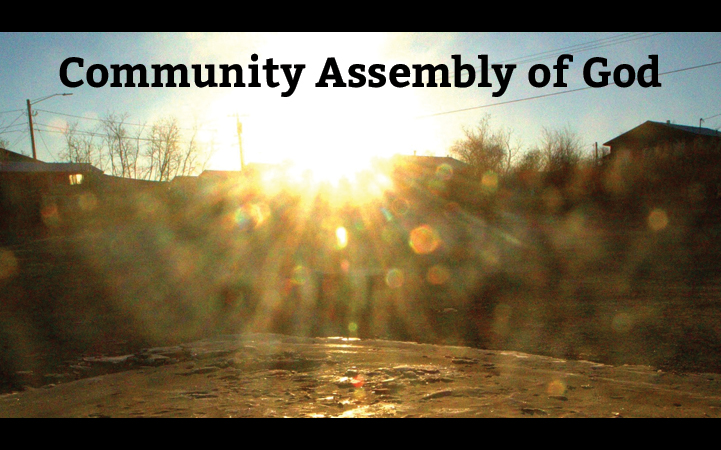 BETHEL COMMUNITY ASSEMBLY