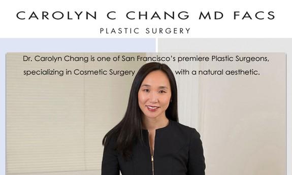 CAROLYN CHANG, MD FACS