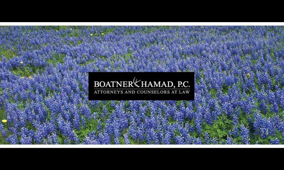 BOATNER HAMAD ATTORNEYS & COUNSELORS AT LAW