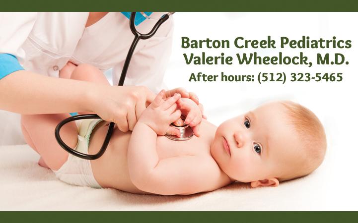 BARTON CREEK PEDIATRICS - VALERIE WHEELOCK, M.D.