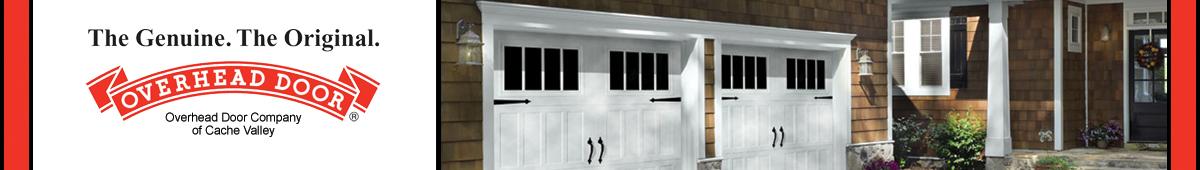 OVERHEAD DOOR - CACHE VALLEY