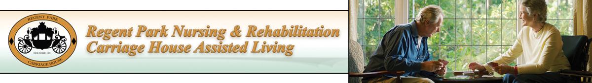 REGENT PARK NURSING AND REHABILITATION