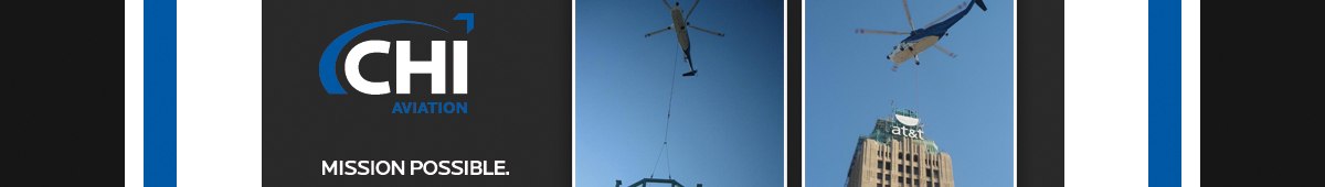 CHI AVIATION - CONSTRUCTION HELICOPTERS, INC.