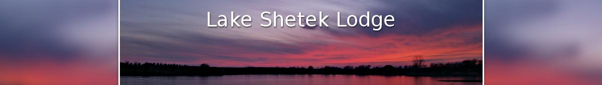 LAKE SHETEK LODGE