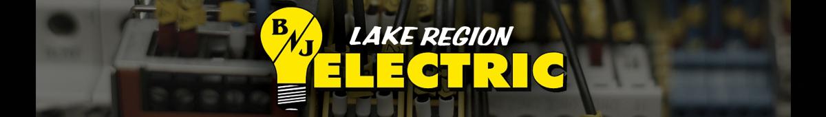 B & J LAKE REGION ELECTRIC INC