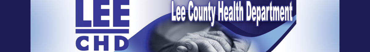 LEE COUNTY HEALTH DEPARTMENT