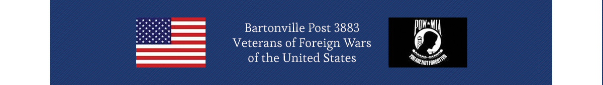 BARTONVILLE VFW POST 3883