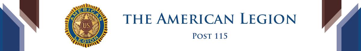 AMERICAN LEGION POST 115